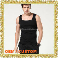 High quality fitness stretch plain tank top y back tank tops safety vest with led light