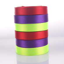 China manufacturer cheap wholesale satin ribbon roll