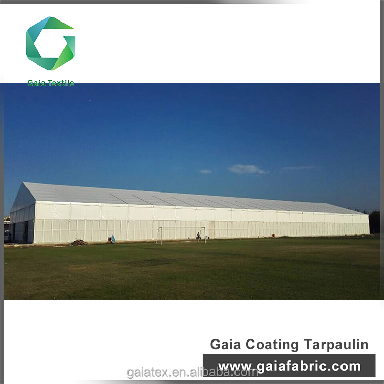 China pvc tarpaulin for big outdoor tent for wedding and party
