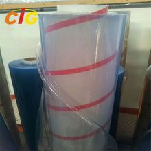 Moisture Proof Transparent Soft Plasstic PVC Film