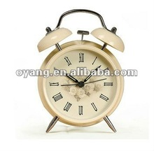 two bell ring alarm clock