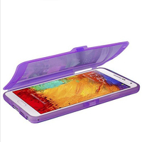 TPU Full Cover Case for Samsung Galaxy Note 3, Screen Touch Case for Samsung Note 3 N9000