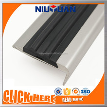 Strong Packing Rubber Stair Treads Stair Nosing Edge Trim Protection