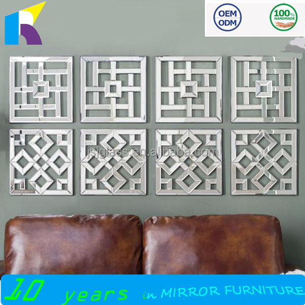 Glass home decoration/wall decoration bulk buy products from China
