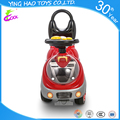 Hot Sale Foot To Floor Ride on Toy Car Kids Pedal Car Pink Color