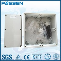 PASSEN Ip67 waterproof junction box photovoltaic modules
