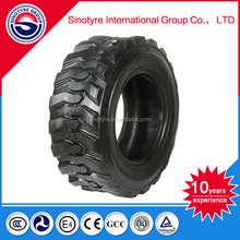 Factory price press-on forklift solid tyre 21\8-9TT