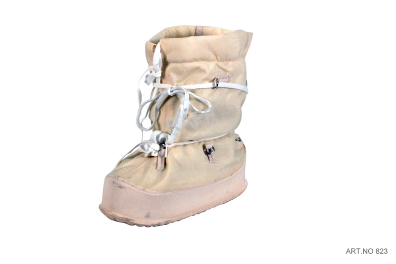 Army White Snow Boot