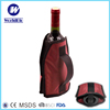 New style nylon gel ice cooling wine bottle cooler sleeve with handle