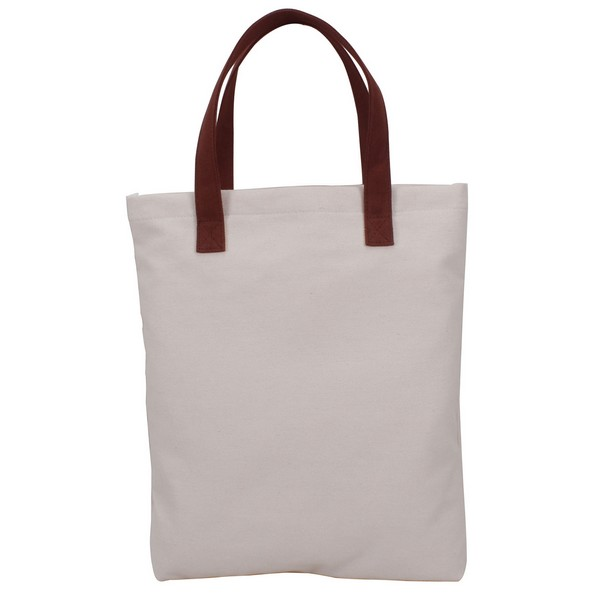 Canvas Tote Bag with Handles JN 2298 Pure Cotton Canvas Tote Bag Canvas Shopping Blank Tote Bag Art Craft