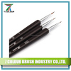 line drawing pen,chinese watercolor painting brush