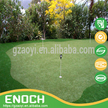 Alibaba Popular Lawn Ornaments Artificial Grass For Golf