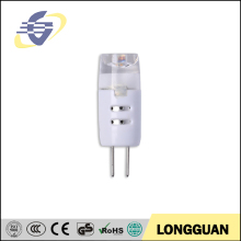 LONGGUAN LG-G4-2SMD 3020 1.5W nice-looking powerful led 12v g4 3w