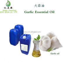 Food Grade Pure White Fresh Garlic Essential Oil/Synthetic Garlic Oil For Sale/Private Label 100ml