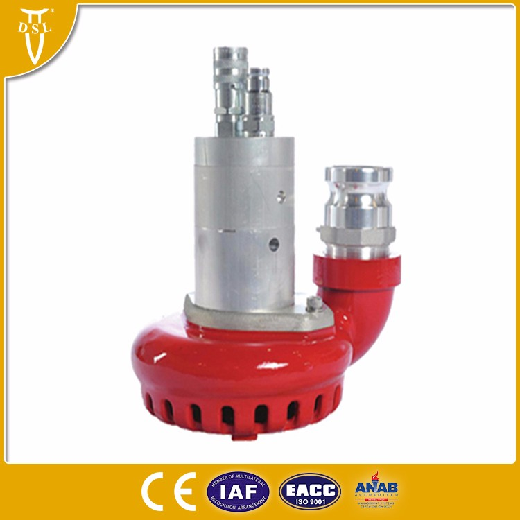 Aluminum body industrial hydraulic water pumps