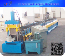 All kinds of Color Steel Roofing Gutter Roll Forming Machine Manufacturer