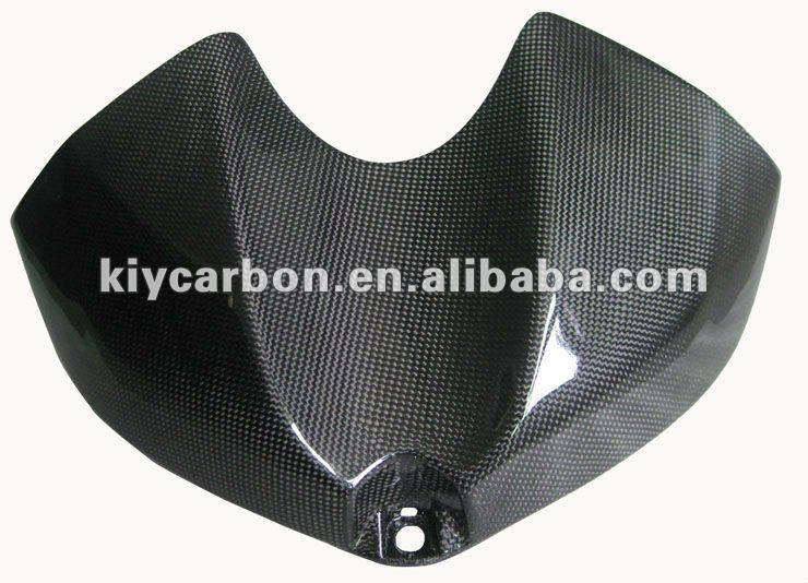 carbon fiber motorcycle parts tank cover for yamaha