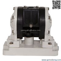 GODO Polypropylene pump energy chemical or maritime field for acid fuild Air double Diaphragm Pump