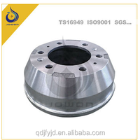 Sand casting brake drum for light truck and trailer 3600A