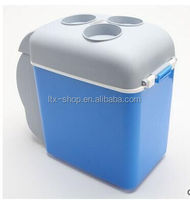 Mini Car Fridge Dual Cooling & Heating Function Car Mini DC 12V Fridge 7.5L Portable Car Fridge