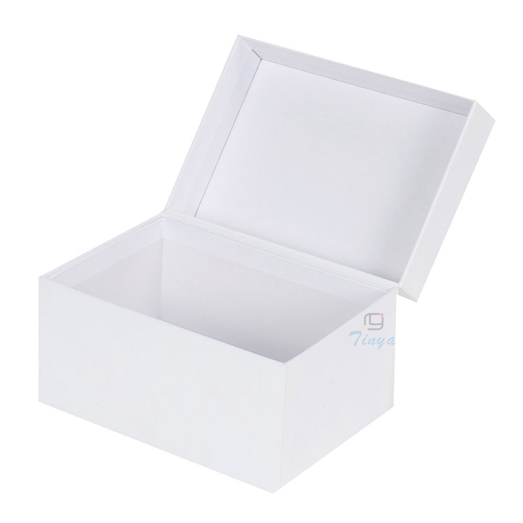 Mobile phone cover packaging storage box