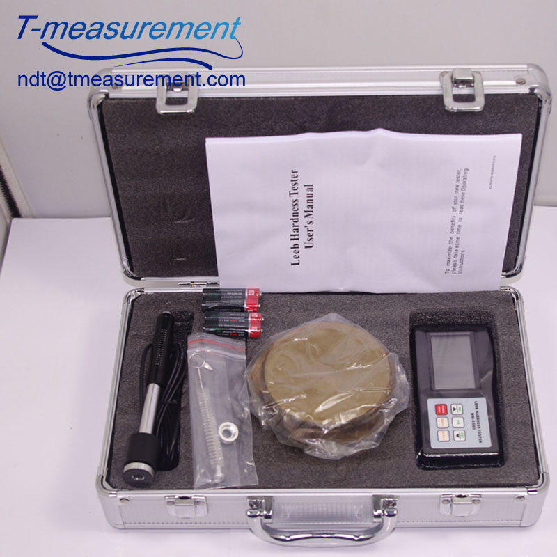 digital leeb hardness testers with RS232C interface ,<strong>H0</strong> M-6560 portable leeb hardness tester uk