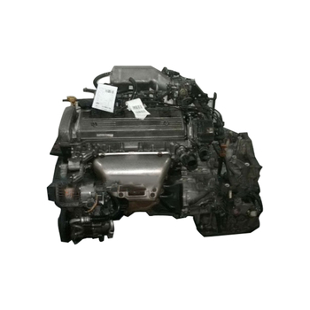 Used Japanese engines (toyota 5afe) , used Japanese auto parts exporter direct from Japan
