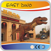 Kids Entertainment Equipment Artificial Animatronic Dinosaurs for hot sale