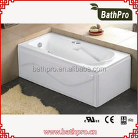 small size FOSHAN commercial price hotel bathtub