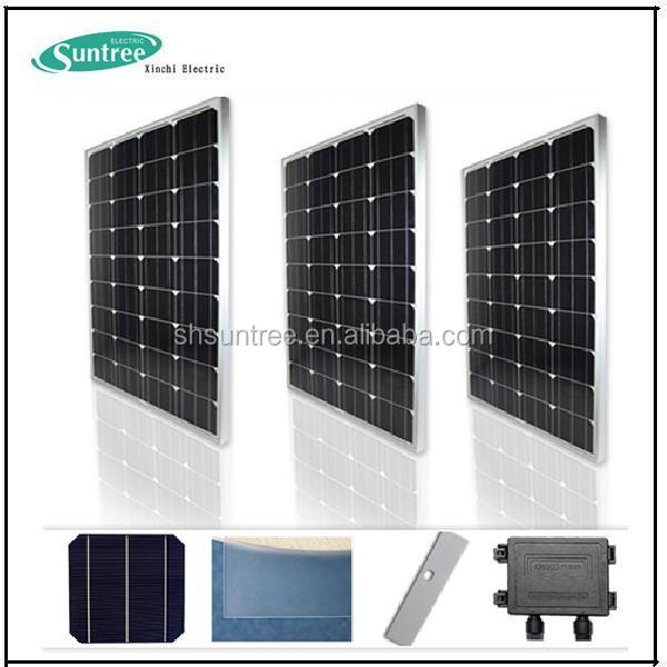 Home Used Plug and Play Protable Solar System