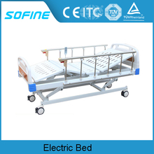 3 Function Hill Rom 405 Electric Hospital Bed for sale