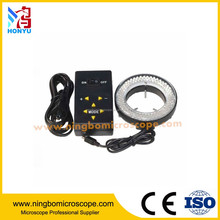 3.8W 64LEDs Microscope LED Ring Light Source-LGT.18.B64