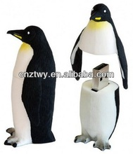 Active Media WWF Penguin USB Flash, fashion bulb usb flash drive, 2gb, 4gb, 8gb, 16gb cheapest price PVC usb memory stick