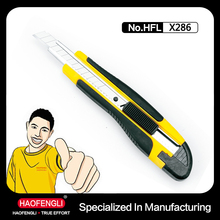 HFL-X286 9MM ABS+PPR Hand Grip Easy to Bring With Kitchen knife for Daliy life