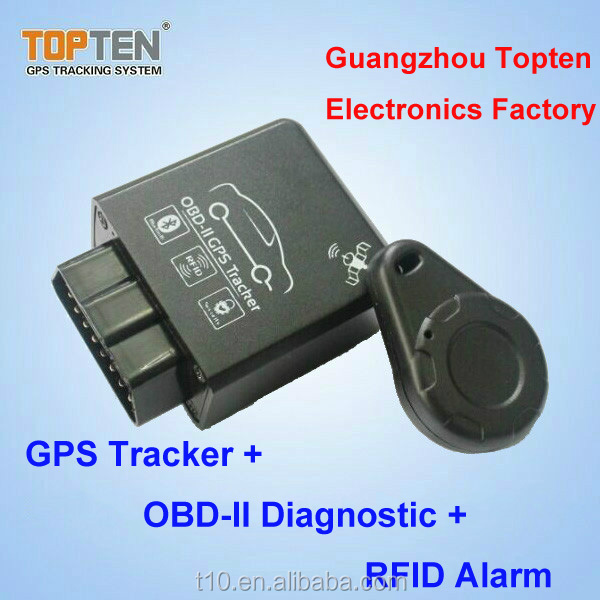 ($1-$38) 3G Mini OBDII GPS Vehicle Tracker with relay /fuel monitoring/speed limiter / Camera/APP