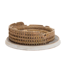Miniature famous building model resin italy rome colosseum sculpture souvenirs