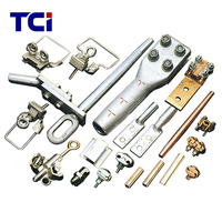Bolted Type Aluminum Alloy Strain Clamp