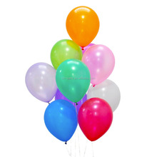 12 inches standard latex balloons for party decoration