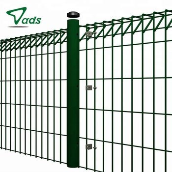 A252 brc wire mesh size loop top wire brc mesh fence
