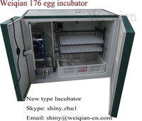 weiqian factory produce fish egg incubator, thermostat for egg incubator 100 egg incubator for hatching machine