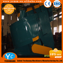 YeChuang Dry powder blenders, rotary drum mixer 1000L available volume
