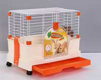 Foldable Strong Rabbit Hutch Pet Cage
