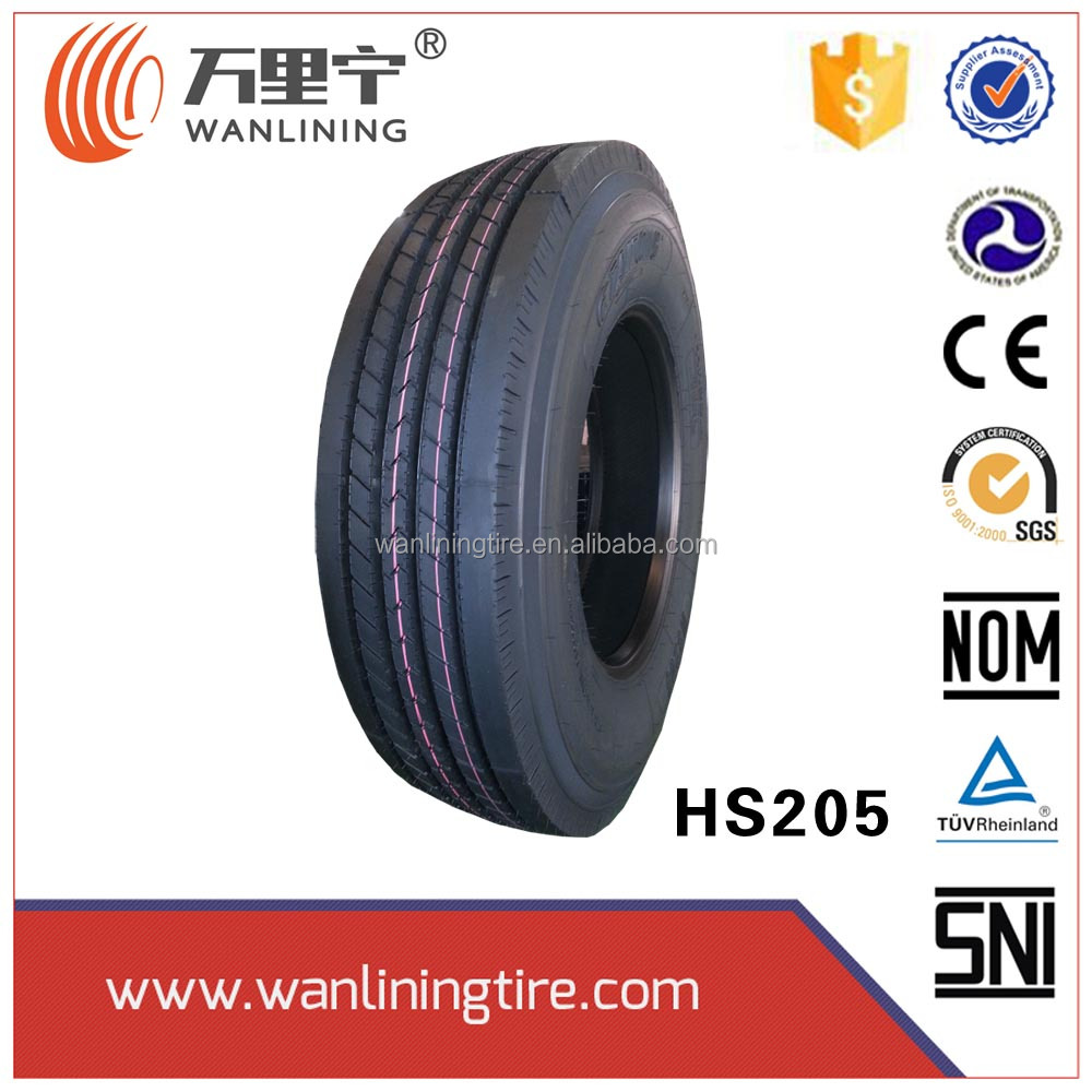 Chinese Semi Truck Tire 295 75 R 22.5 For Sale