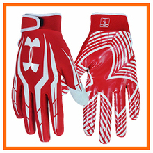 Sports non slip battery heated gloves 2016