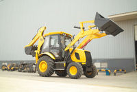 WZ30-25D Backhoe Loader