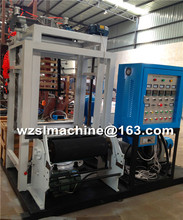 high speed plastic film blowing machinery plastic inflation machine for ldpe hdpe