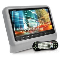 New arrival 9 inch Portable headrest monitor with DVD player