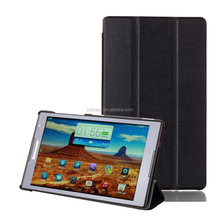 Wholesale Foldable Flip Stand PC+PU Leather Case for Lenove Tab S8-50 ,Business Style PU Leather Cover for Lenove Tab S8-50
