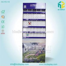 HIC Mass pallet stands for pet toys, Toys blister packaging cardboard display