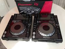 Fast selling buy offer Pioneer Pair of CDJ-2000 Nexus (2) CD Players 1 DJM-2000 Nexus DJ Mixer CDJ 2000-